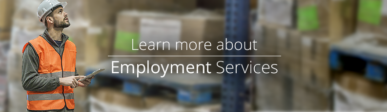 Learn more about Employment Services