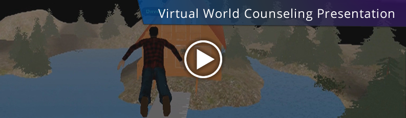 Virtual World Counseling presentation at MADCP 2013